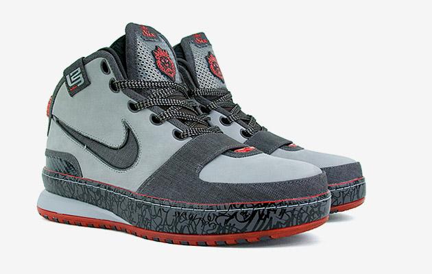 Nike Zoom LeBron VI Los Angeles Edition