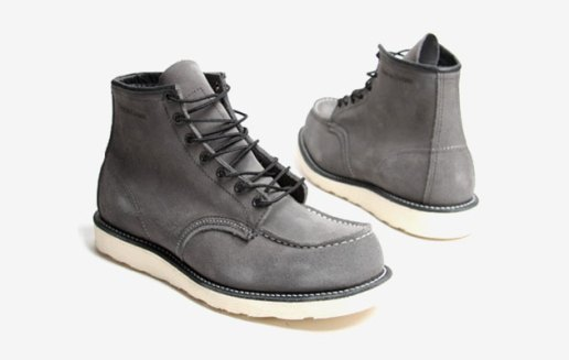 Nom de Guerre x Red Wing Shoes Trench Protection Boot