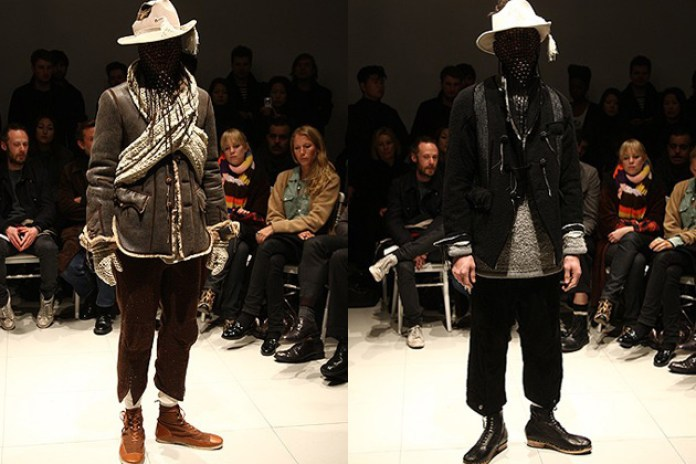 Number (N)ine Men's Ready-to-Wear 2009 Fall Collection