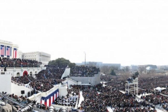David Bergman |1,474 MP Presidential Inauguration Photograph