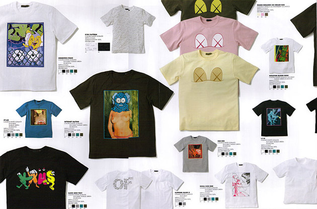 OriginalFake 2009 Spring/Summer Collection Catalog Preview