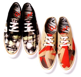 Paul Smith Canvas Sneakers