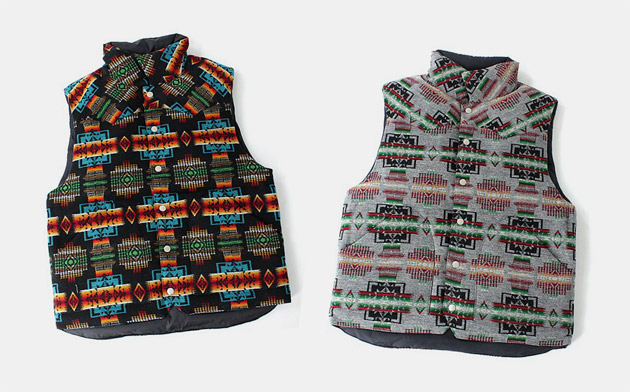 Pendleton Chief Down Vest