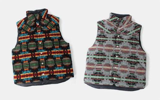 Pendleton Chief Down Vest