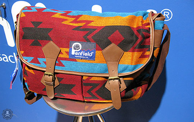 Penfield Backpack & Messenger Bag Preview for 2009 Fall/Winter
