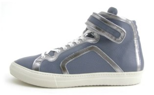 Pierre Hardy 2009 Spring/Summer Leather Hi-Top Sneaker