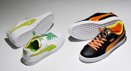 "Puma Basket ""Brights"""