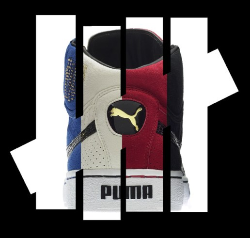 Undefeated x PUMA Suede Mid II Colorways