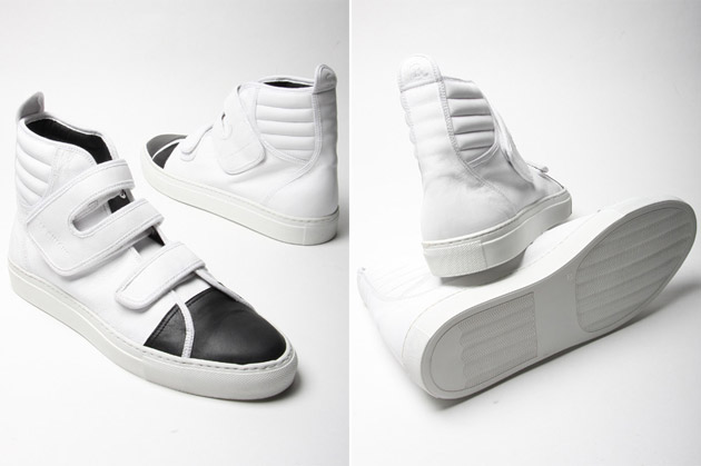 Raf Simons 2009 Spring/Summer Footwear Collection