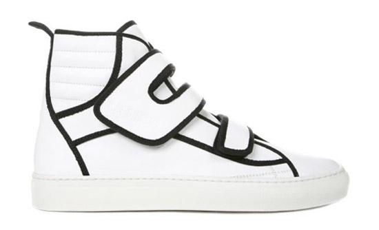 RAF SIMONS 2009 Spring/Summer Sneaker