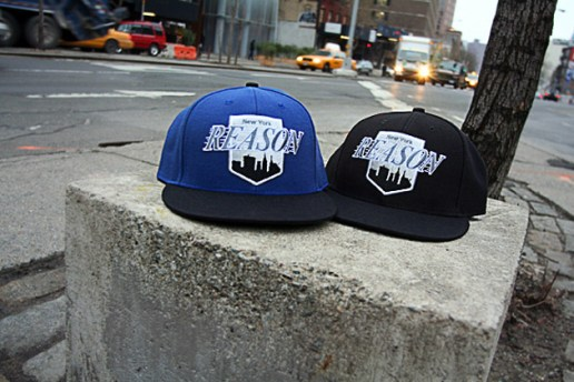 "ReasonNYC x Estate LA ""NY Kings"" Fitted Cap"