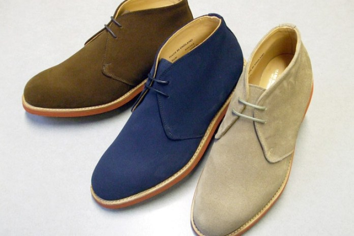 Red Brick Soul Footwear by Mark McNairy