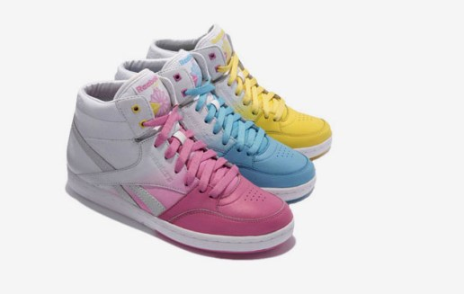 "Reebok ""Easter"" Courtee Sneakers"