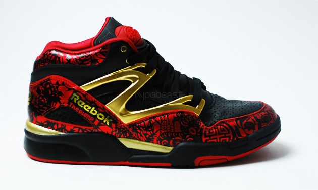 "Reebok Pump Omni Lite ""Chinese New Year"""