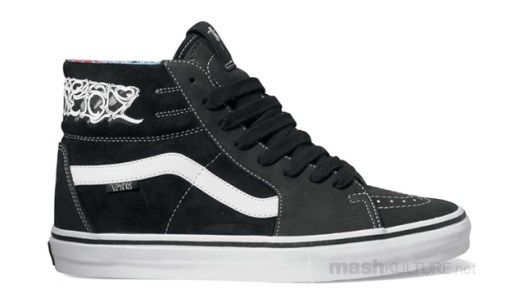 Rick Griffin x Vans Vault 2009 Fall Collection