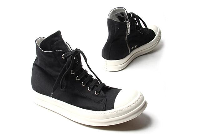 Rick Owens 2009 Spring/Summer Sneakers