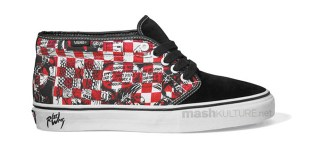 Robert Williams x Vans Vault 2009 Fall Collection