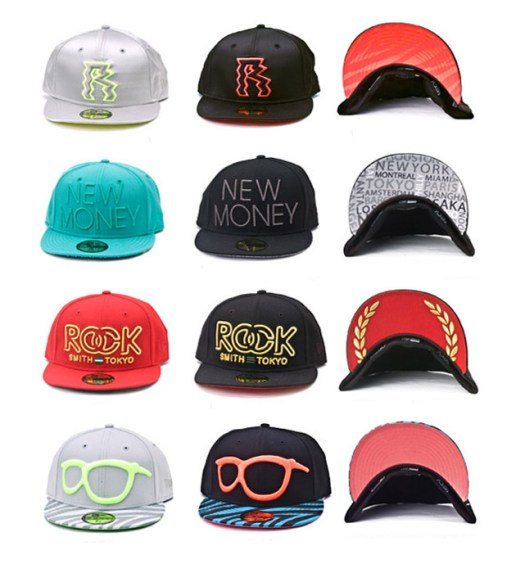 Rocksmith New Era 59Fifty Caps