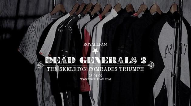 Royalefam 2009 Dead Generals II Collection