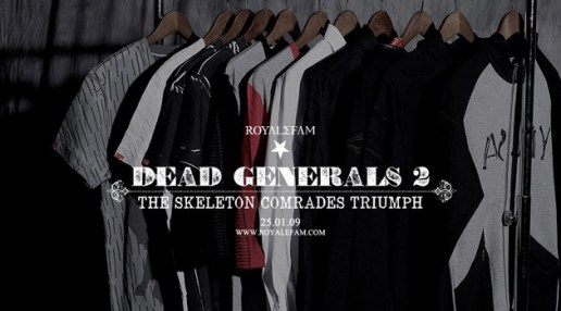 Royalefam 2009 Dead Generals II Collection