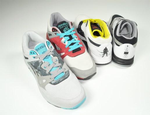 Quannum Records x Shoe Biz SF x Reebok Ventilator Collection