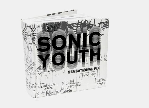 Sonic Youth Sensational Fix Catalog