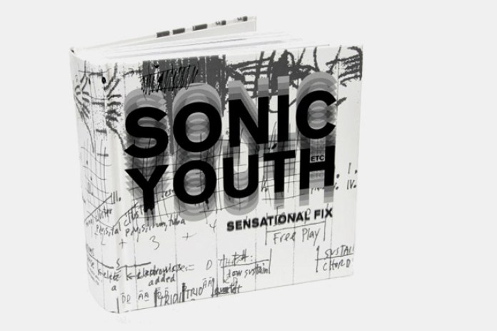 Sonic Youth Sensational Fix Catalog
