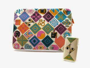 Steven Harrington x Incase: Curated by Arkitip - Laptop Sleeve & iPhone Case