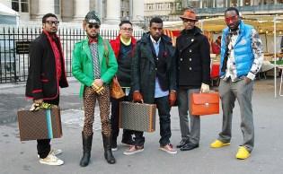Street Shots from Paris Fashion Week