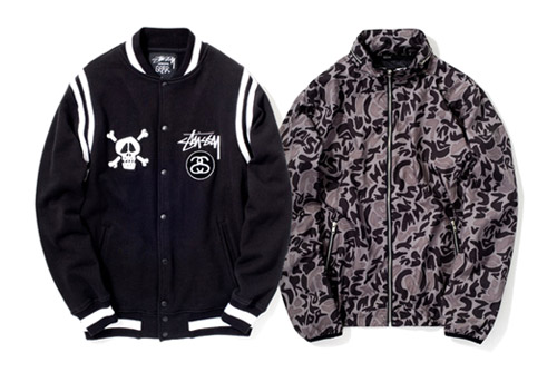 Stussy 2009 January Releases