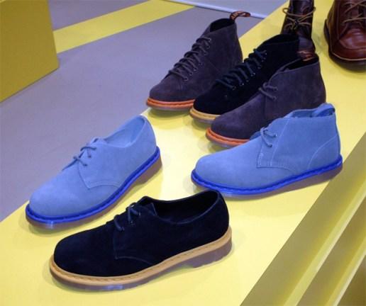 Stussy x Dr. Martens Desert Boots