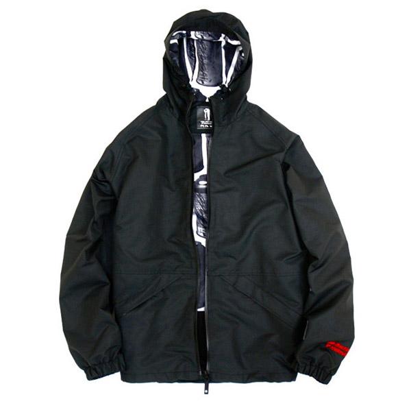 Stussy x Futura Laboratories Nylon Jacket