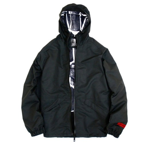 Stussy x Futura Laboratories Nylon Jacket