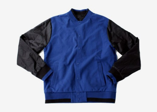 Stussy Reversible Athletic C Baseball Jacket