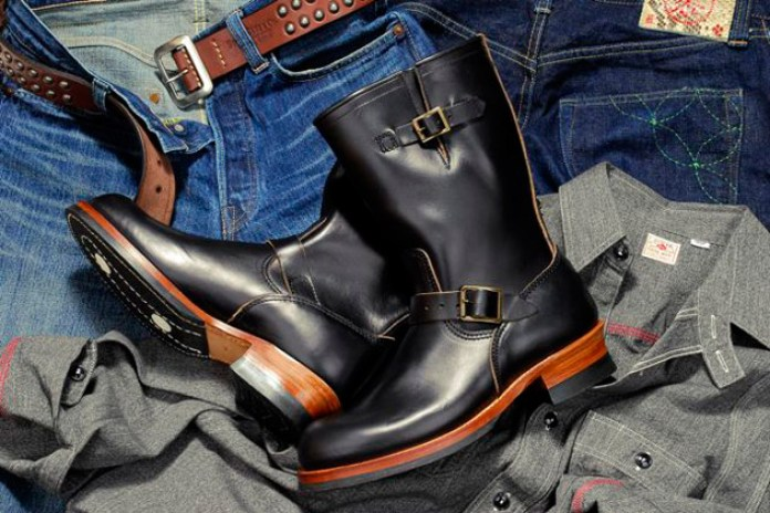 "Sugar Cane 2009 Fall ""Lone Wolf"" Boots"