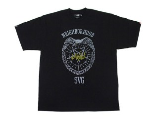 "SVG Archives by Neighborhood ""Hell Awaits"" T-shirt"