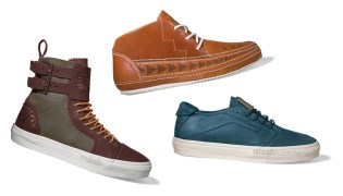 Taka Hayashi x Vans Vault 2009 Spring/Summer Sneakers