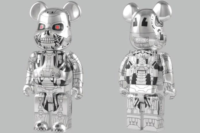 Medicom Toy Terminator Salvation 400% Bearbrick