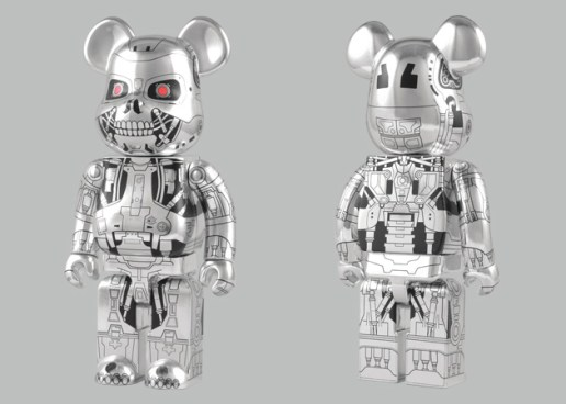 Medicom Toy Terminator Salvation 400% Bearbrick