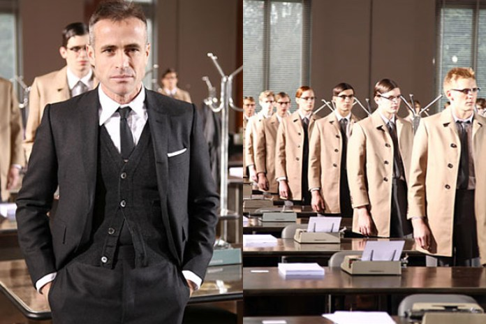 Thom Browne at Pitti Uomo Florence