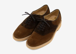 Trickers of England Brogue Shoes