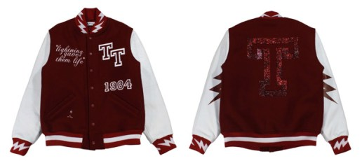 Trilly & Truly Class of '84 Stadium Jackets