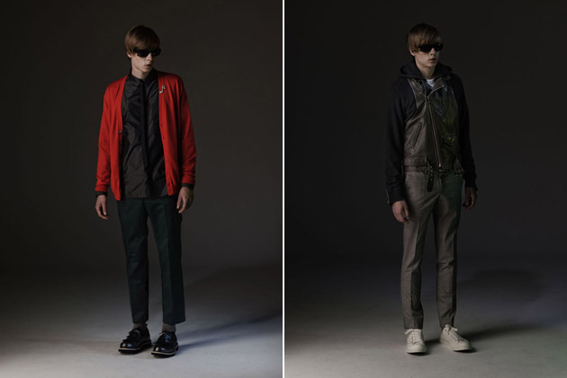 """Undercover 2009 Spring/Summer """"Neoboy"""" Collection"""