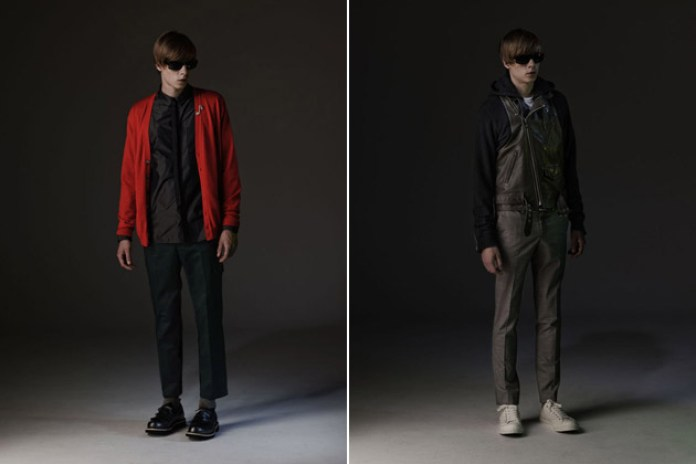 "Undercover 2009 Spring/Summer ""Neoboy"" Collection"
