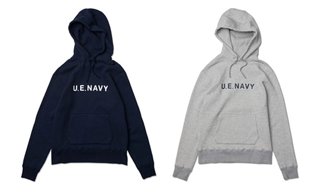 uniform experiment U.E. Navy Hooded Parka