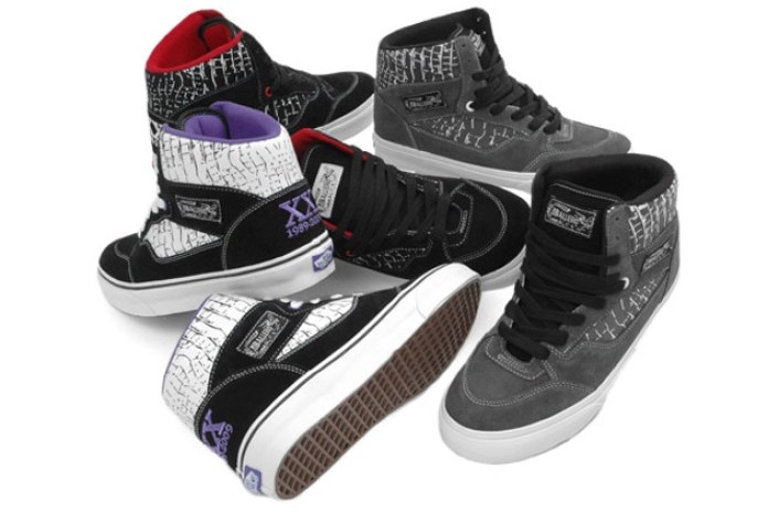 Vans Full Cab Caballero 20th Anniversary Pack