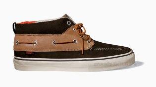 Vans Vault 2009 F/W Sneaker Preview - SK8-Hi, Chukka Del Barco, Needle LX