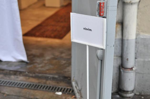 Visvim 2009 Fall/Winter Showroom in Paris