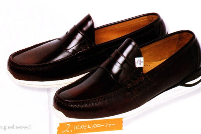 Visvim 2009 Spring/Summer Loafers