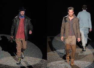 Vivienne Westwood Men's Ready-to-Wear 2009 Fall Collection